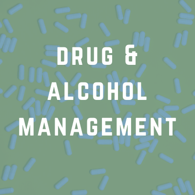 Course 2: Managing Drugs & Alcohol at Work – A Guide for Supervisors & Managers