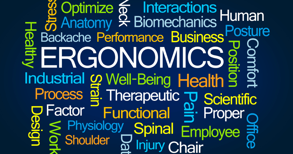 Beware of the Ergonomics checklist – what to look out for